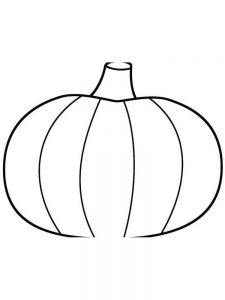 preschool jack o lantern coloring pages