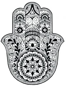 print hard image coloring pages
