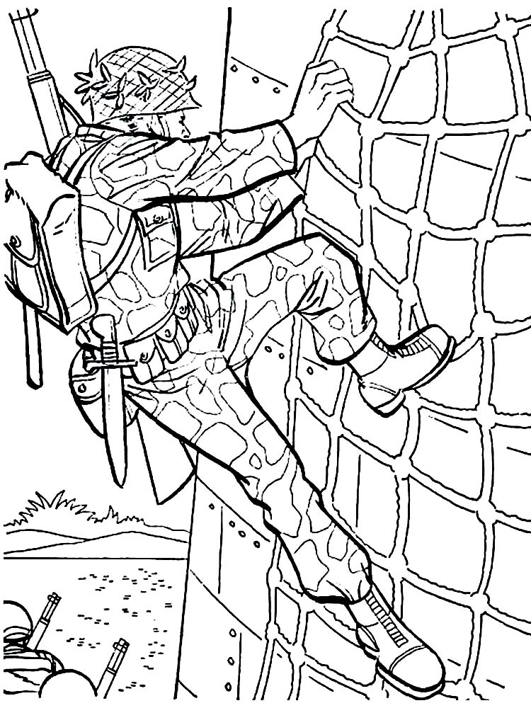 print winter soldier coloring pages