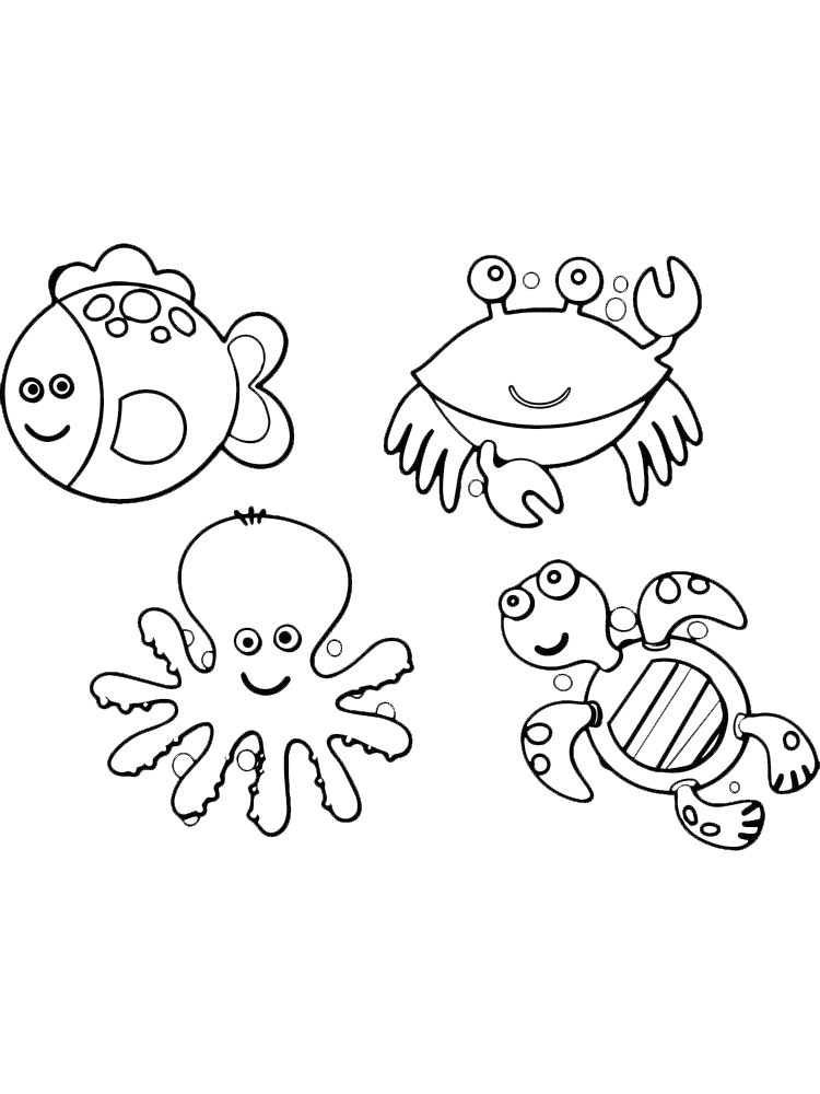 printable coloring pages free animals