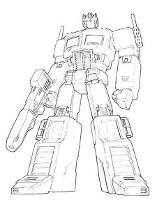 printable coloring pages transformers bumblebee
