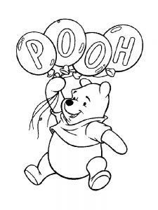 printable coloring pages winnie the pooh