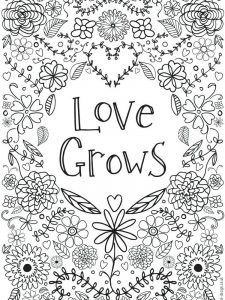 printable hard image coloring pages