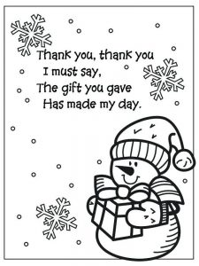 snowman coloring pages free picture