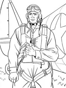 soldier coloring pages download