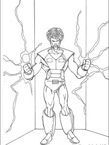 spiderman and hulk coloring page