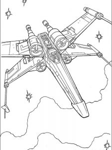 star wars a new hope coloring pages