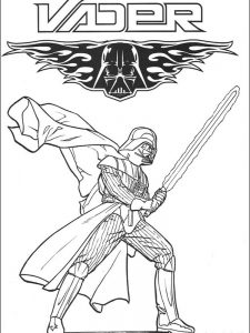 star wars coloring pages christmas