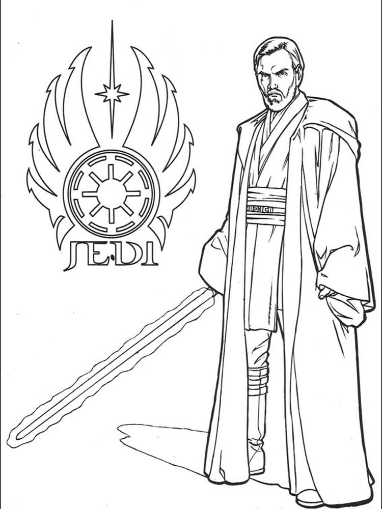 star wars coloring pages color online