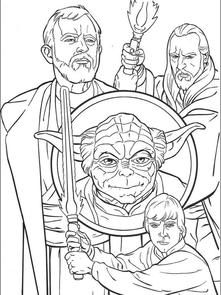 star wars coloring pages darth vader