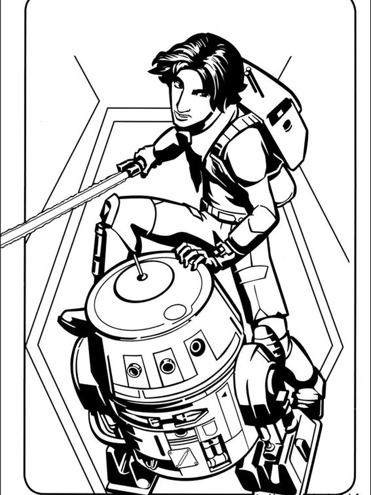 star wars coloring pages for preschoolers