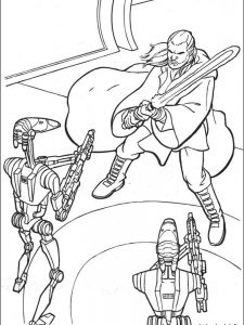 star wars coloring pages online