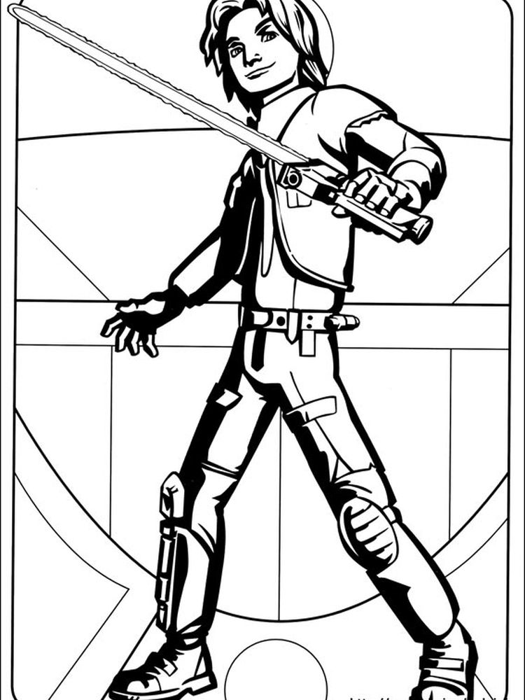 star wars coloring sheets free