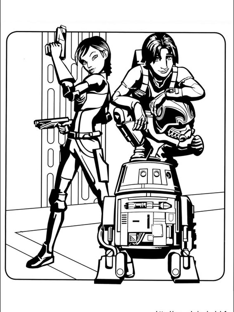star wars episode 9 coloring pages
