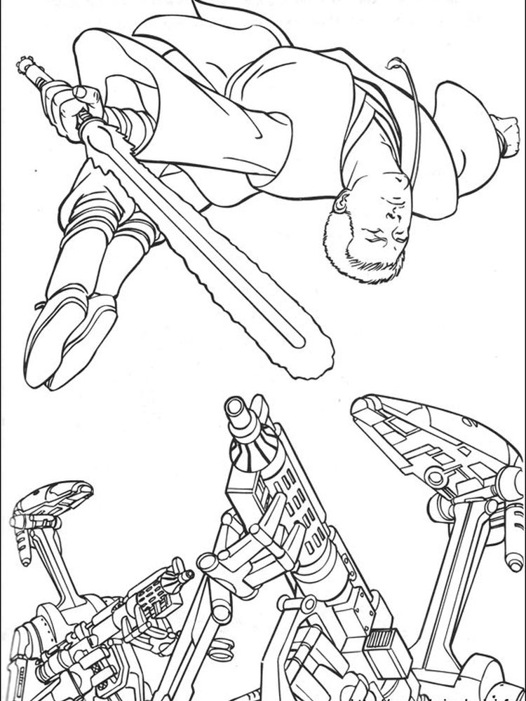 star wars forces of destiny coloring pages