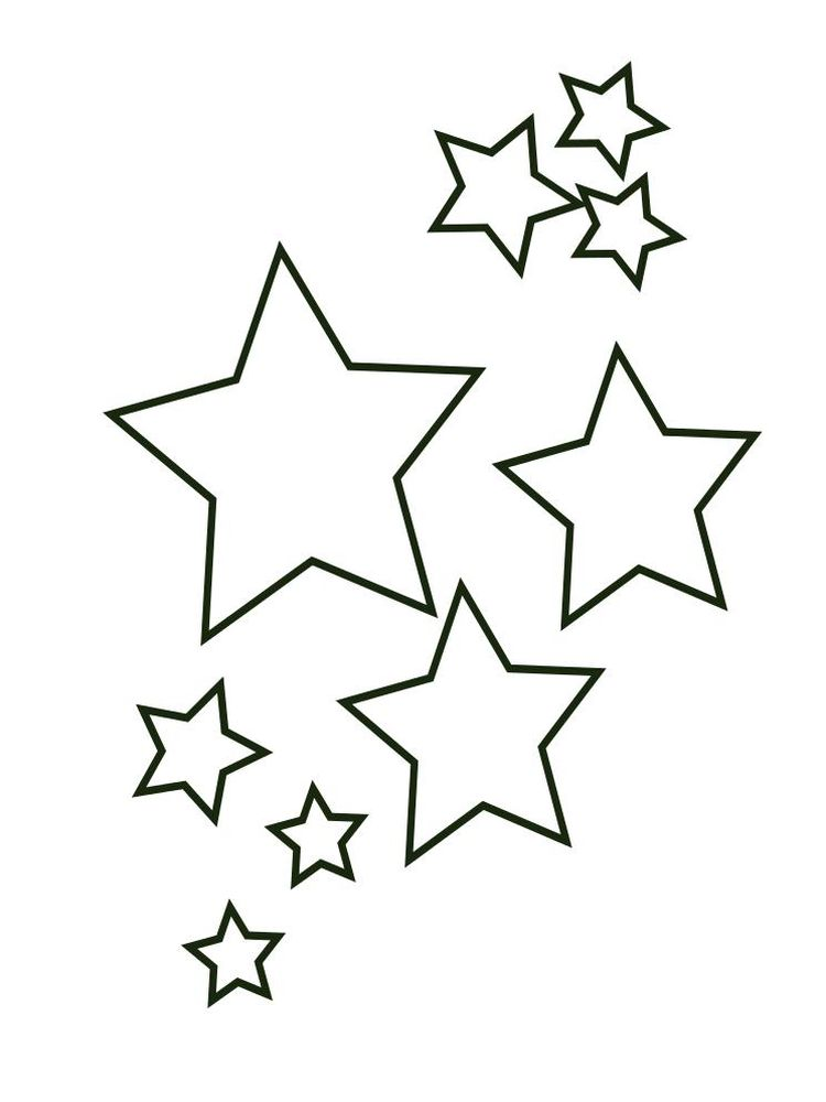 stars and stripes coloring pages