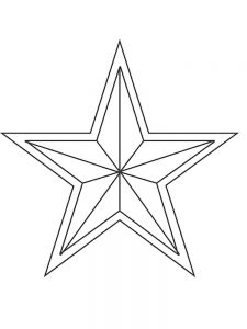 sun and stars coloring pages