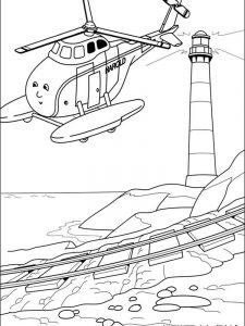 thomas the train coloring pages online free