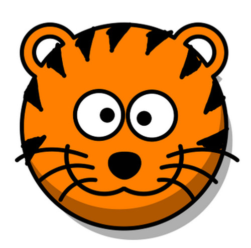tiger coloring pages for kids collection