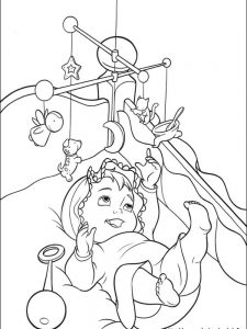 tinkerbell coloring pages free