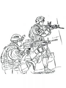 toy soldier coloring pages pdf
