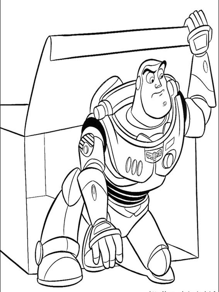 toy story 3 coloring pages download