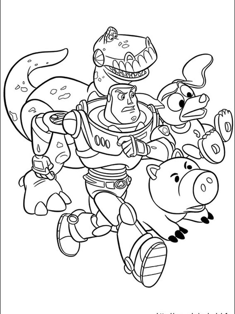 toy story 3 jessie coloring pages