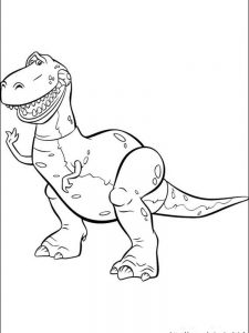 toy story alien printable coloring pages