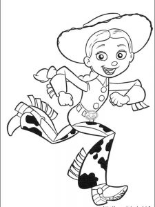 toy story buzz coloring pages