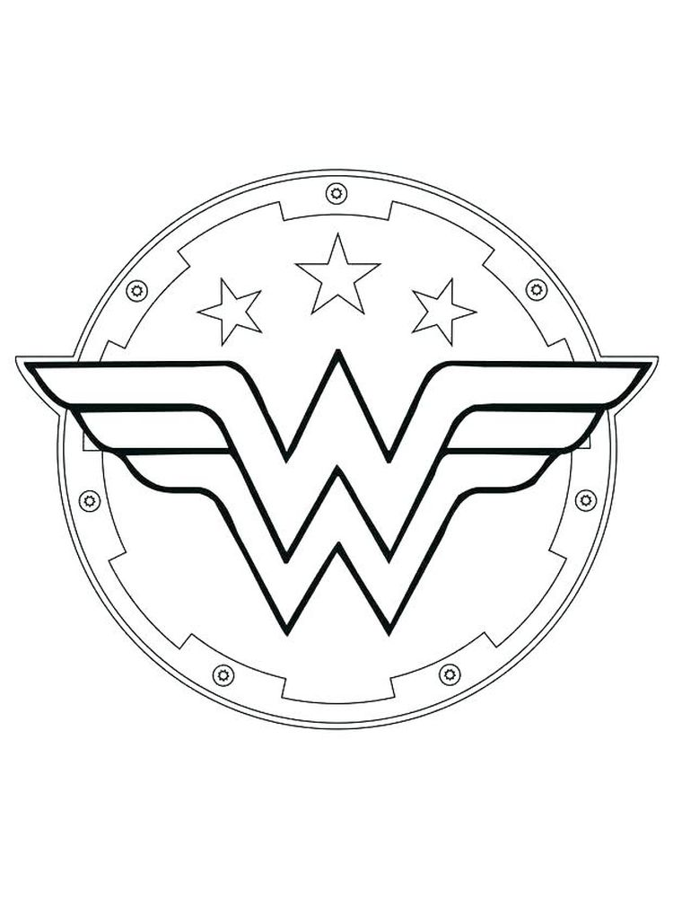 wonder woman coloring pages gal gadot